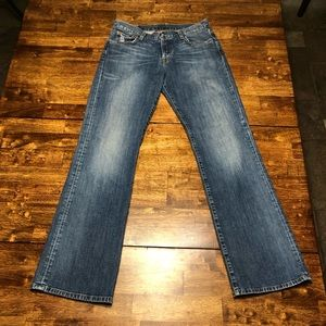 Nice!! Lucky Brand Easy Rider Jeans sz 8